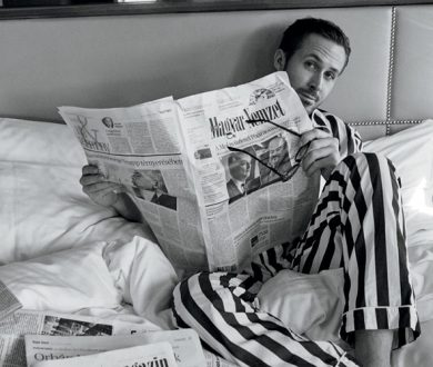 How do you sleep at night? Here's why real men wear pyjamas
