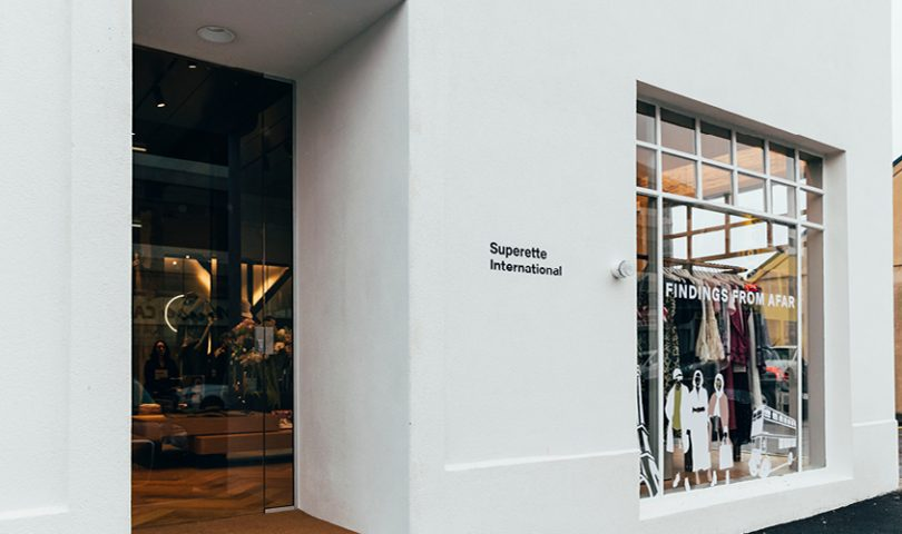 Your first look at Superette International — Auckland's newest fashion destination