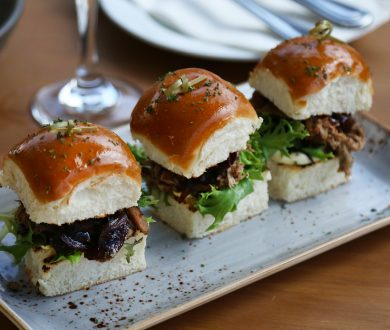 These five-spiced duck sliders are what you need to be eating right now