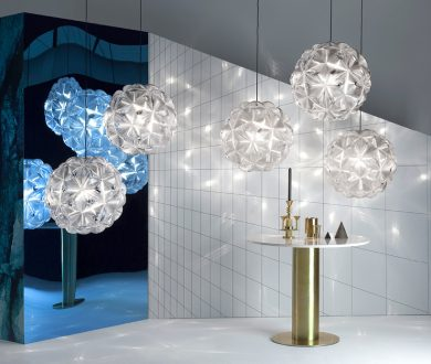 Lens Pendant by Tom Dixon