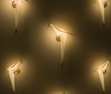 Perch Wall Light by Moooi