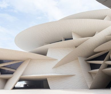 Jean Nouvel's breathtaking National Museum of Qatar has finally opened to the public