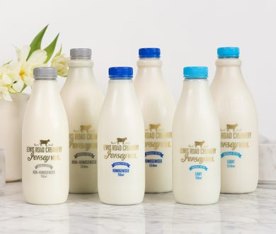 Lewis Road Creamery's delicious new range is making a serious case for Jersey milk