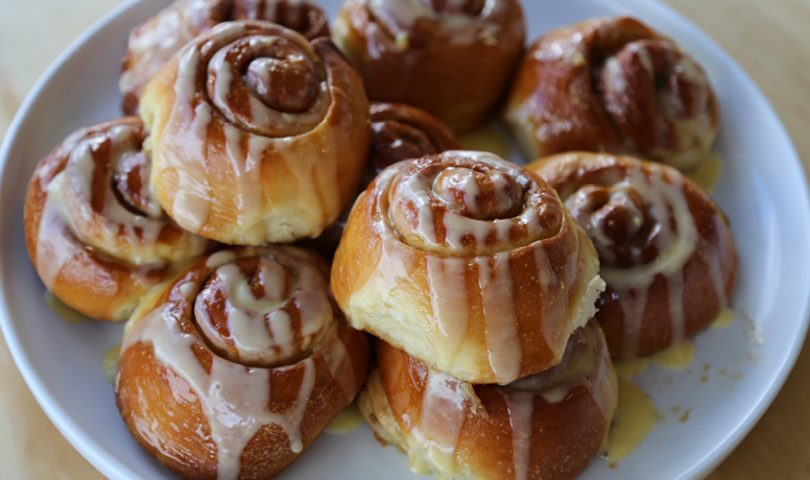 This is where to find the most delicious cinnamon buns in Auckland