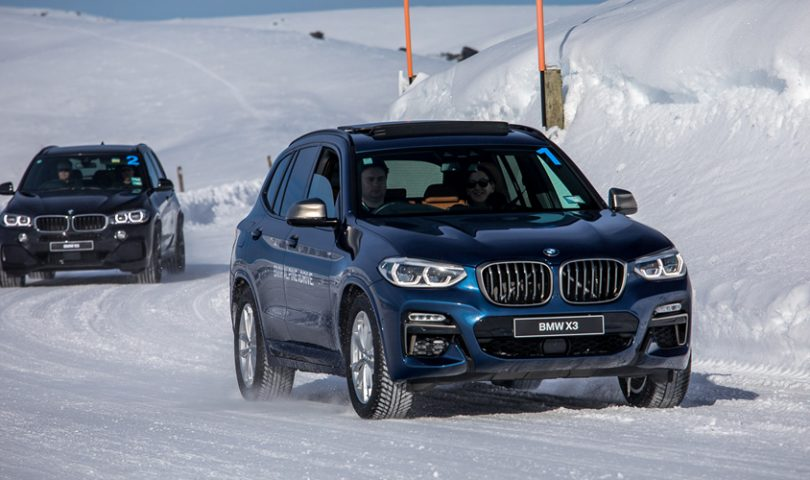 Find out why BMW's Alpine Experience is the ultimate event for adrenaline seekers