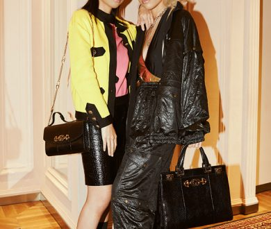 Our favourite looks from an evening with Gucci, celebrating the release of its new Zumi bag
