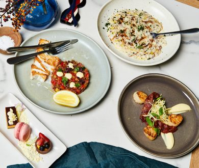 The ultimate lunch experience has just landed at Ostro and it's giving us every reason to celebrate the weekend