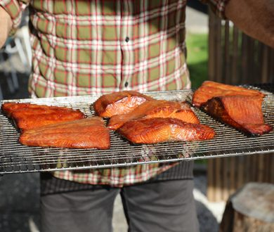 Meet the neighbourhood smokehouse delivering some of the tastiest salmon we've ever tried