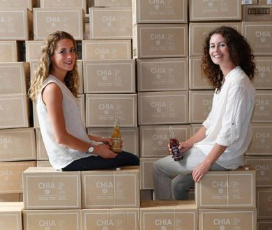 We sit down with the Chia Sisters to learn more about their award-winning, solar-powered juicery
