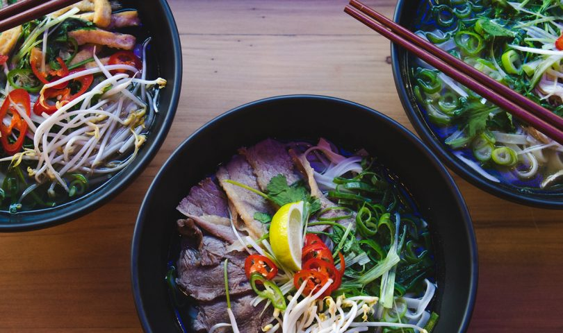 With its fresh, authentic fare, this new Vietnamese spot is the perfect lunchtime drop-in