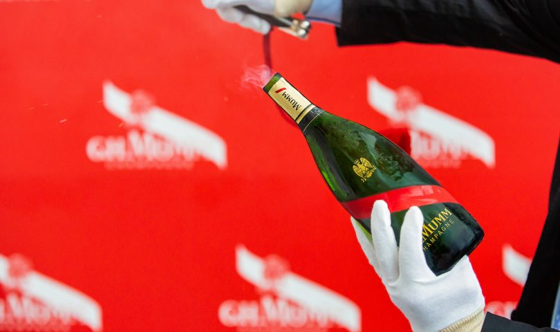 Champagne Mumm's Saison des Neiges in Queenstown is set to be the ultimate winter celebration