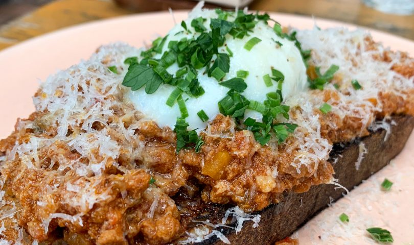 These cafes are putting their own twist on the breakfast of champions — mince on toast