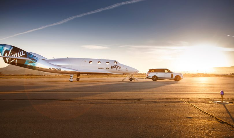 Teaming up with Virgin Galactic, Range Rover's exclusive new Astronaut Edition is out of this world