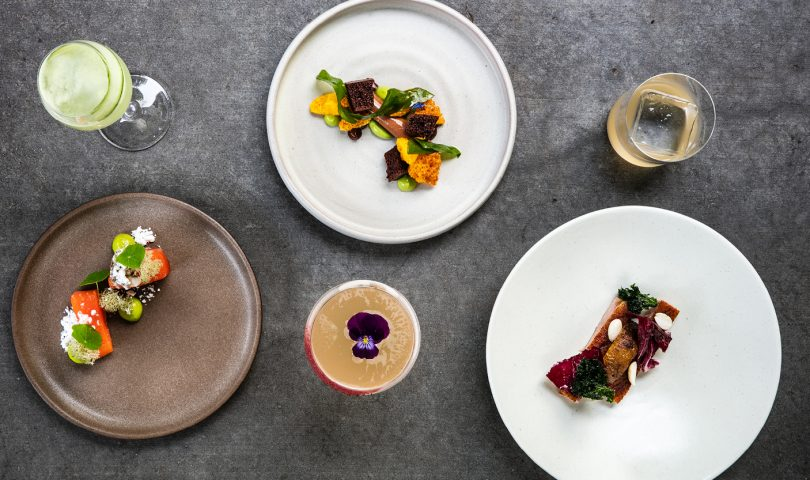 Seedlip is taking going dry this July to new heights with special restaurant collaborations and concoctions