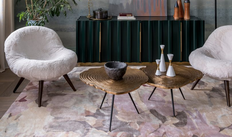 Introducing the new breed of nesting tables set to give your living space a shake up