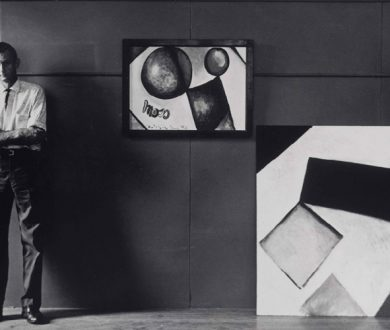 From the Archive: Colin McCahon in Auckland