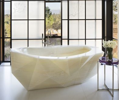 These brazen bathtubs are the ultimate way to add a dose of style panache to your bathroom