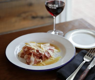 This charming new natural wine bar is becoming a fast local favourite