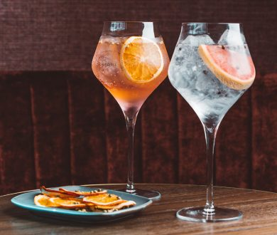Meet the new rooftop gin and champagne bar taking Auckland's nightlife to new heights