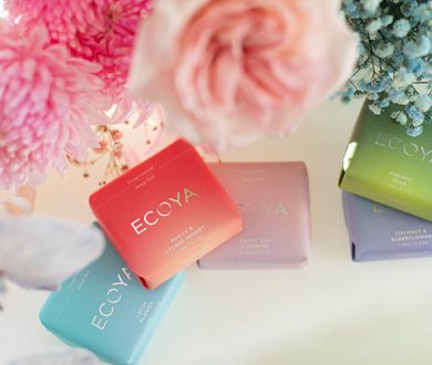 Ecoya's new, limited-edition collection perfectly encapsulates the blissful scents of spring