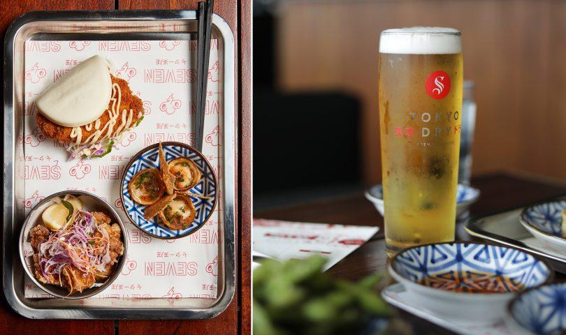 Meet 'Fun Cha', Seven's delicious new lunch menu