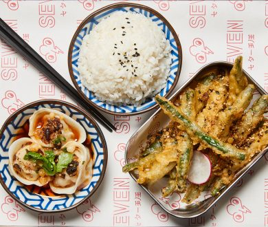 Meet 'Fun Cha', Seven's delicious new lunch menu