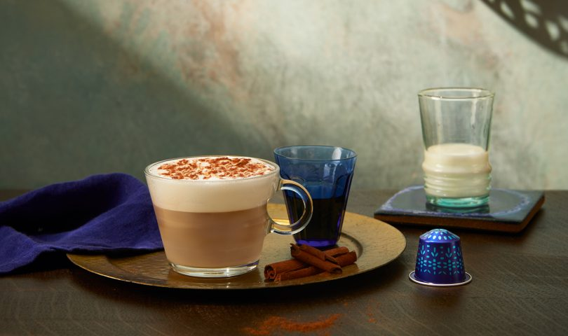 Nespresso is taking us back to the golden era of European coffee houses with its new capsules