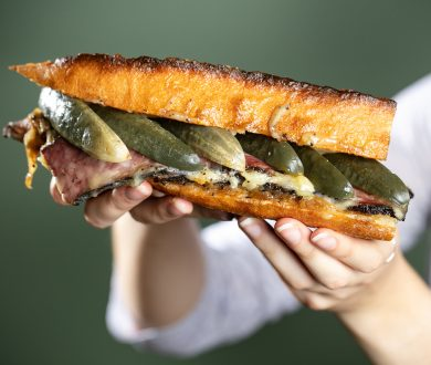 The tastiest time of year is here — McClure's Pickles presents the Great New Zealand Toastie Takeover