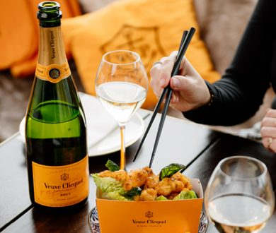 Veuve Clicquot is transforming Auckland's favourite rooftop bar into a winter wonderland