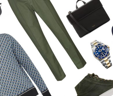 These easy three-piece outfits will give any man a shortcut to style success