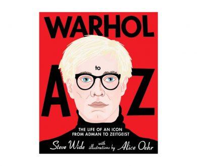 Warhol A-Z Book