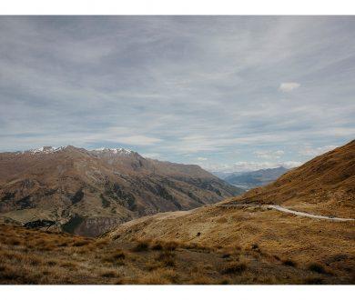 Crown Ranges Photographic Print