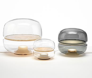 Macaron Table Lamp