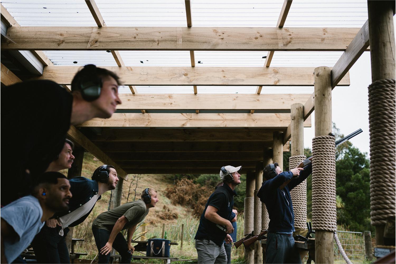 Heletranz X Kauri Bay Boomrock Claybird Shooting Experience