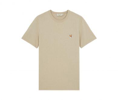 Maison Kitsune Fox Head Tee-Shirt