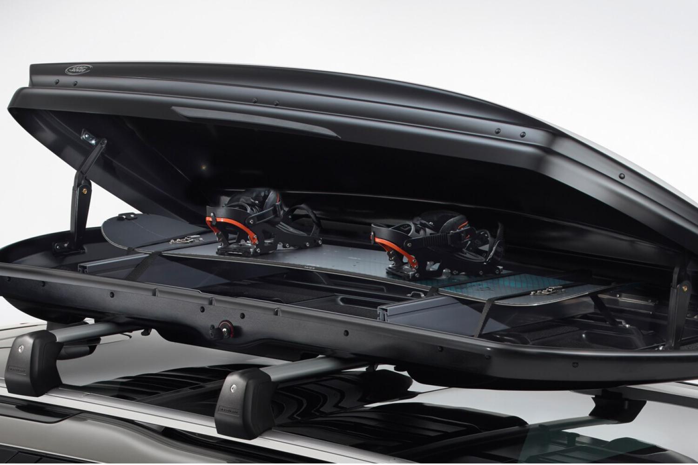 Land Rover Roof Box Ski/Snowboard Inserts