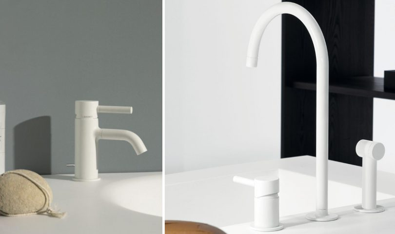 Say hello to the unique new interior trend taking our tapware up a notch