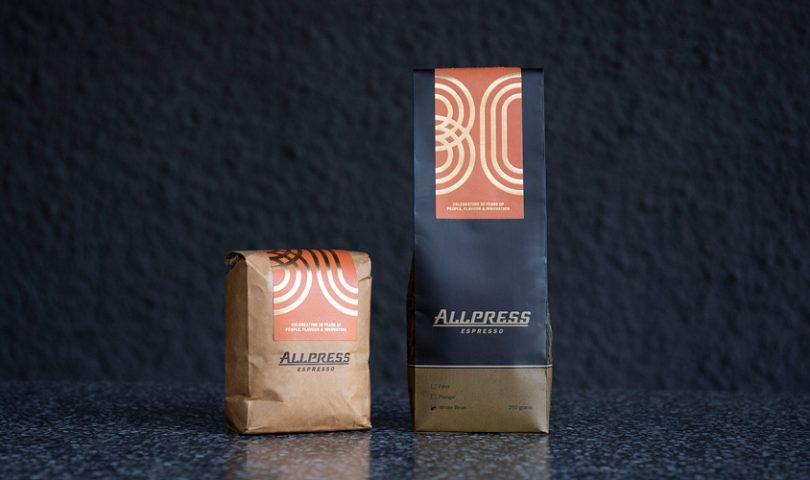 Allpress celebrates 30 years of coffee and culture with a birthday blend and a retrospective exhibition