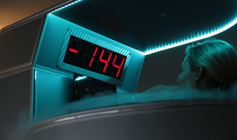 Win: It's the latest wellbeing craze to hit NZ, our Editor shares why she's a cryotherapy convert