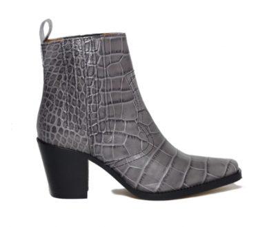 Ganni Callie Western boots