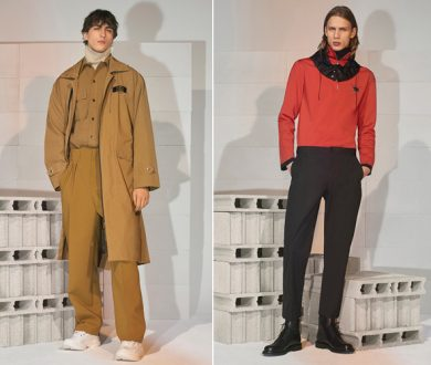 With Maison Kitsuné landing at Superette, we're taking style cues from the Paris-meets-Tokyo brand