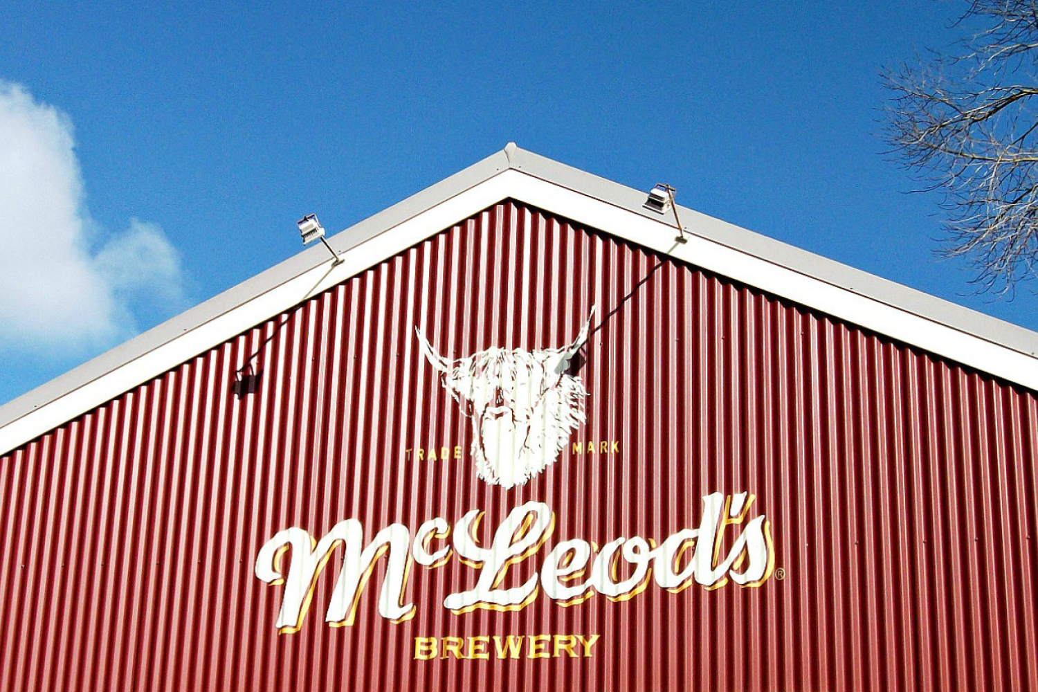 A Visit to McLeod's Brewery