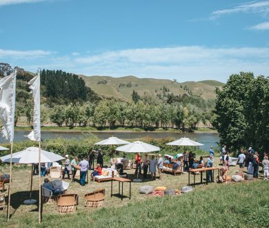 New Zealand's most hotly-anticipated summer food and wine festival returns for its eighth iteration