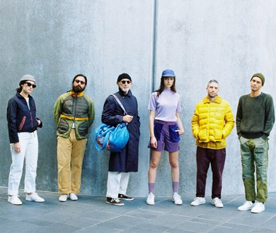 Bruno's Originals are embracing conscious fashion via re-purposed, salvaged materials