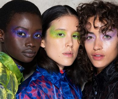 All the biggest beauty trends to emerge from London Fashion Week spring/summer 2020