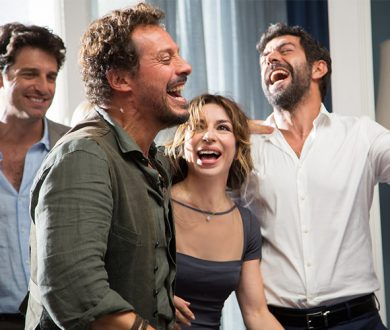 We've got your chance to win a double pass to Auckland's finest celebration of Italian film