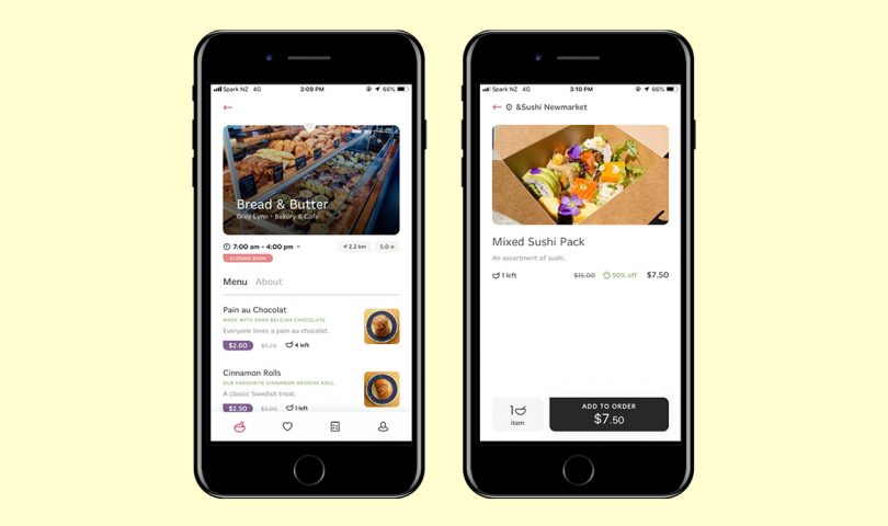 This innovative app is designed to help minimise New Zealand's food waste issue