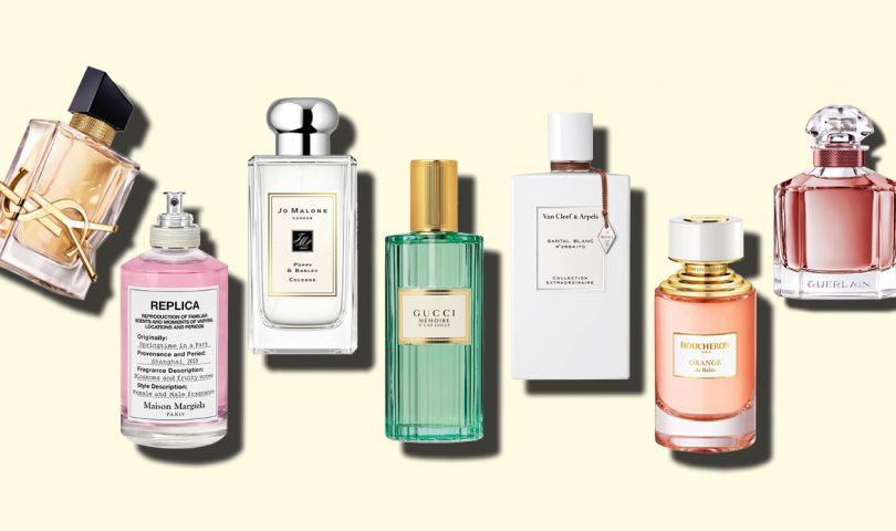 Fragrance Update: Seven new scents that will see you into spring