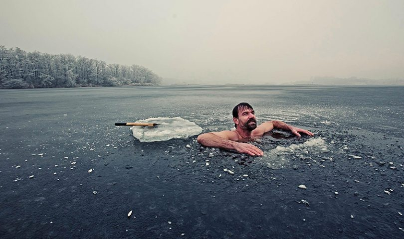 Ice Bathing: the latest wellness trend that has us considering braving the chill