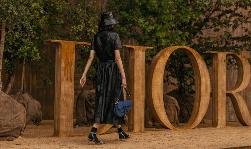 Maria Grazia Chiuri took us back to nature at Dior's SS20 show at Paris Fashion Week